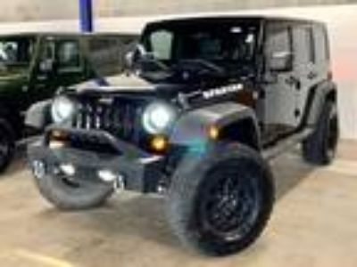 2010 Jeep Wrangler Unlimited Sport 3.8L V6 205hp 240ft. lbs.