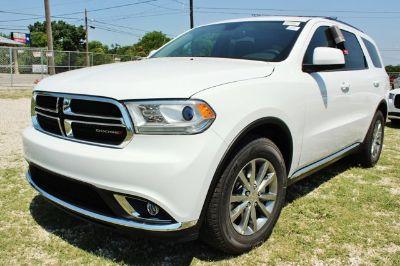 2018 Dodge Durango SXT (White Knuckle Clearcoat)