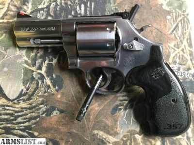 For Sale/Trade: SMITH & WESSON 686-6+ 7 shot 357 MAGNUM