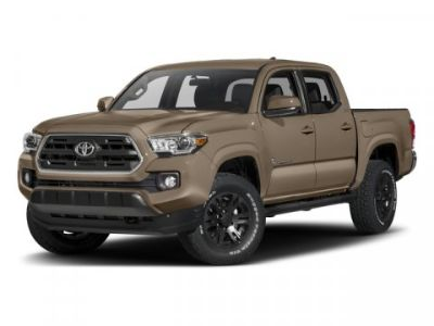 2016 Toyota Tacoma SR5 (Magnetic Gray Metallic)