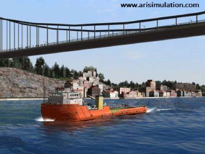 About Bridge Crane Simulator | ARI Simulation