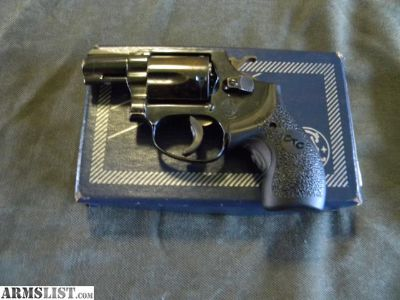 For Sale: Smith and Wesson Chief Special .38