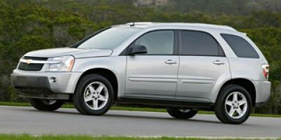 2006 Chevrolet Equinox LT (Laser Blue Metallic)