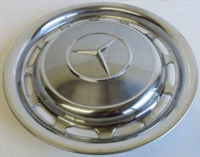 Sell Mercedes W108 W109 W111 W113 w114 w115 wheel hub cap wheel cover 14 inch motorcycle in Santa Clarita, California, United States, for US $199.99