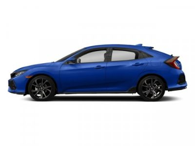 2018 Honda CIVIC HATCHBACK Sport (Aegean Blue Metallic)