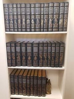 LIBRARY OF CIVIL WAR - Easton Press - COMPLETE 35 Vol