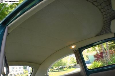 How to Install your Beetle Multi-Piece Headliner