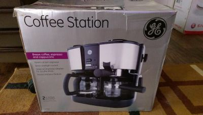General Electric Coffee Station