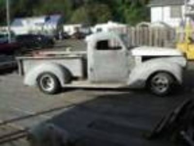 1941 Chevrolet Other Pickups waterfall grill 1941 chevy truck chop top section