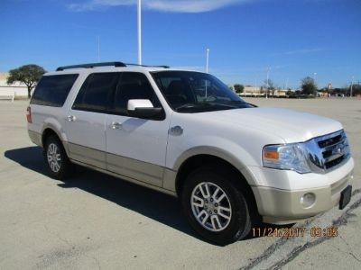 2010 Ford Expedition 4WD 4dr King Ranch