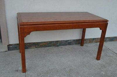 """Wooden table 30 1/4"""" tall 4'6"""" $35 OBO"""