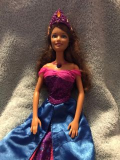 Barbie diamond castle Alexa doll