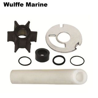Purchase Water Pump Impeller Kit for Mercury 4,4.5, 6,7.5,9.8 hp .438 ID rplc 47-89980 motorcycle in Mentor, Ohio, United States, for US $26.49