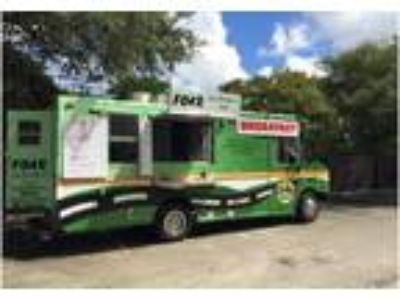 2007 Workhorse Utilimaster-24ft-Food-Truck Truck in Sunrise, FL