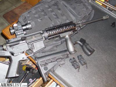 For Sale/Trade: Bushmaster ar 15 e2s