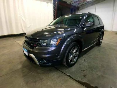 Used 2016 Dodge Journey AWD 4dr