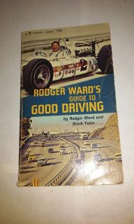 Rodger Ward's Guide to Good Driving c1964