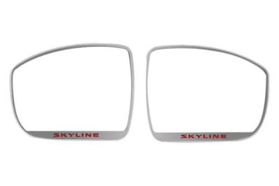 Buy ACC 162001 - 10-13 Nissan GT-R Left Right Polished Mirror Trim 2 Pcs motorcycle in Hudson, Florida, US, for US $91.29