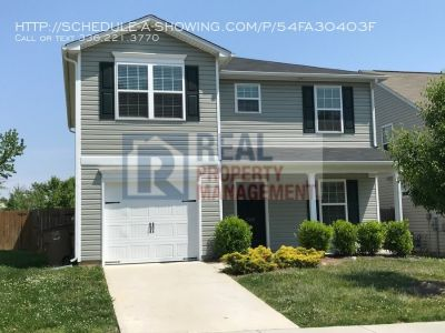 Beautiful 3 Bedroom 2.5 Bath Home in McLeansville