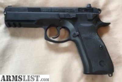 For Sale: CZ SP 01 with CGW Trigger Upgrade