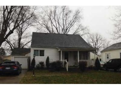 3 Bed 1 Bath Foreclosure Property in Lancaster, OH 43130 - Graf St
