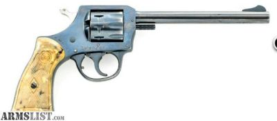 For Sale/Trade: H&R 3rd Gen Model 922 revolver