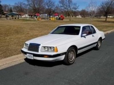 Immaculate High-End Estate! 1985 FORD THUNDERBIRD, STERLING SILVER, MID-CENTURY MODERN, ART & MORE!