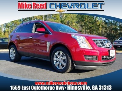 2015 Cadillac SRX LUXURY (BURGUNDY)