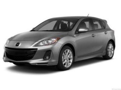 2013 Mazda Mazda3 i Touring (Liquid Silver Metallic)