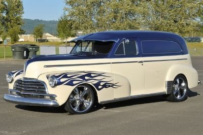 1946 Chevrolet Delivery Sedan