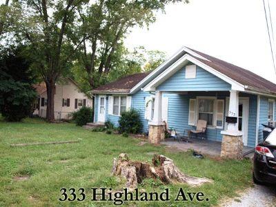Single-family home Rental - 333 Highland Ave