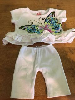 Justice brand Doll outfit- fits American Girl doll-