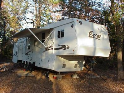 42  5th wheel for rent or exchange for cooking cleaning light hse wrk (Longview TX)