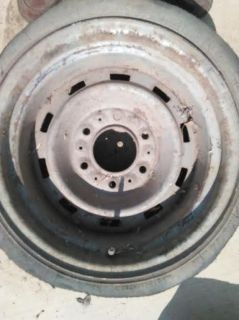 Buy 15X8 CHEVROLET CHEVY PICKUP RALLY WHEEL 6 LUG 4X4 SILVERADO SUBURBAN 1973 GMC motorcycle in Lafayette, Louisiana, United States, for US $50.00