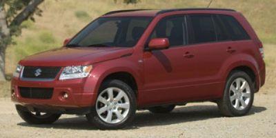2011 Suzuki Grand Vitara Premium (Black)