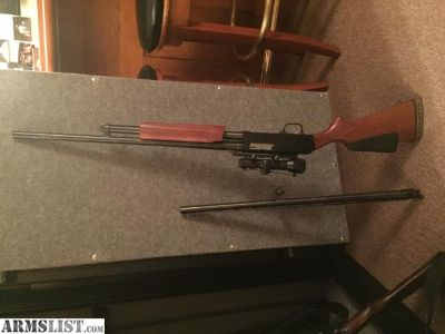 For Trade: Mossberg 500 combo