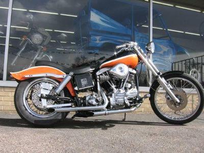 1963 Harley-Davidson Pan Shovelhead Cruiser Loveland, CO