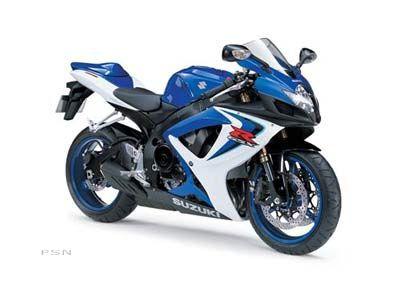 2006 Suzuki GSX-R600 Supersport Motorcycles Norfolk, VA