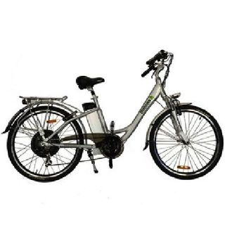 Moonra electric bicycle - EB Suburban model