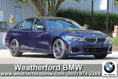 New 2020 BMW 3 Series Sedan