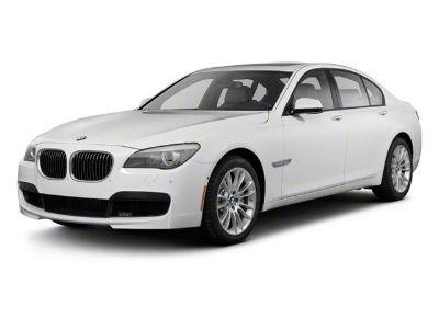 2012 BMW MDX 750i (White)