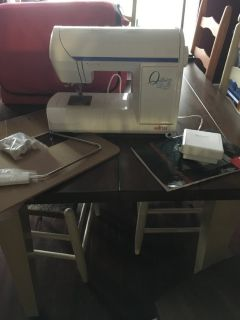 ELNA QUILTERS 2 DREAM SEWING MACHINE 6600