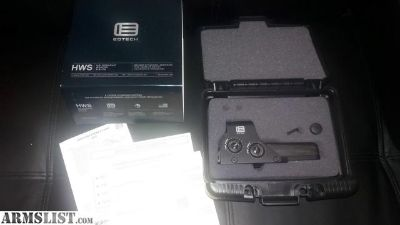For Trade: EOTECH HWS Holographic Weapon Sight