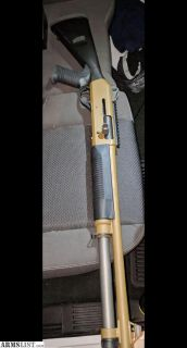 For Sale: Benelli M4 with extras