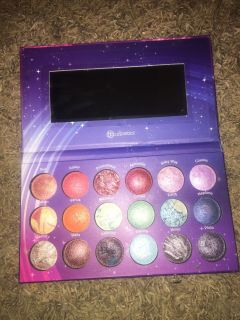 BRAND NEW Ulta 18 piece Galaxy Chic Eye shadow