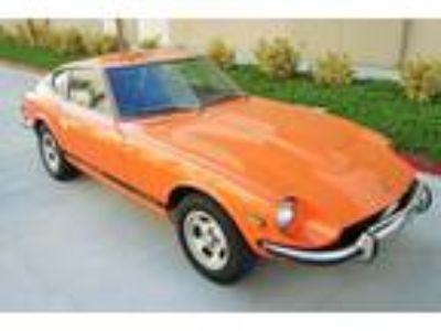 1973 Datsun 240Z Zero Rust