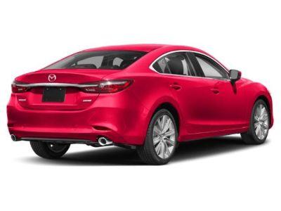 2018 Mazda Mazda6 Touring (Sonic Silver Metallic)