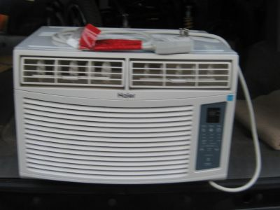 HAIER 6000 BTU ROOM AIR CON.