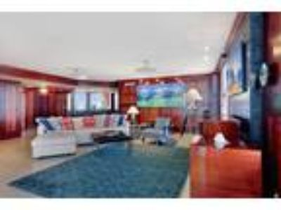 3/3 Waterfront! 11th Floor! Gulf Harbour Yacht in the sky! 360 views!
