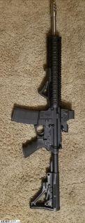 For Sale/Trade: Spikes/Smith and Wesson AR15 FT